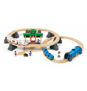 Metro City Train Set