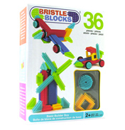 Bristle Blocks Basic Builder Box (56 Piece)