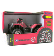 Britains Big Farm Polaris 850 ATV (Scale 1:16)