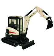 Bobcat E-35 Compact Excavator 1:16