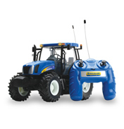 Britains Big Farm New Holland T6070 Remote Control…