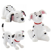 101 Dalmations Figures