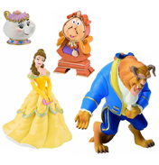 Bullyland Beauty & the Beast Figures MRS POTTS