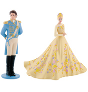 Cinderella Live Action Figures
