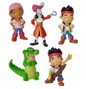 Bullyland Jake & the Never Land Pirates…