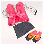 Our Generation Cabin Chic Dolls Outfit