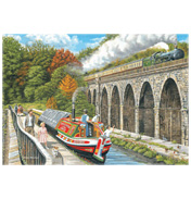 Canalside Memories 1000 Piece