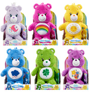 Care Bears Medium Plush with DVD FUNSHINE BEAR…