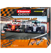 Carrera Go! Champion's Lap F1 Set