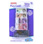 Casdon Little Shopper Play Cash