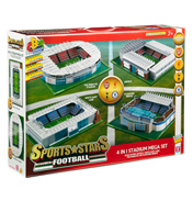 Character Building Football 4-in-1 Stadium Playset