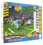 Character Building Sportstars Pitch & Play…