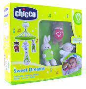 Chicco Cot Mobile in Sweet Dreams Style