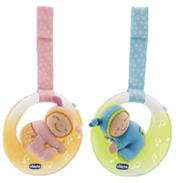 Chicco Musical Nightlight Goodnight Moon in Pink