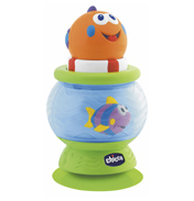Spinning Fish Highchair Toy
