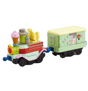 Chuggington Trains |  Frostini Ice Cream Cars
