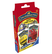 Chuggington Giant Picture Card Game