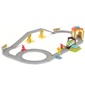 Chuggington Koko's Action Station Playset