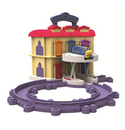 Chuggington Double Decker Roundhouse Set