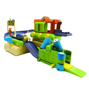 Chuggington Repair Shed Playset with Brewster
