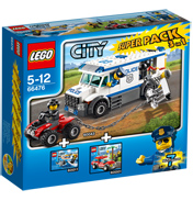 City Rescue 3-in-1 Superpack
