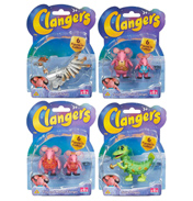 Clangers Collectable Figure Pack SMALL & MAJOR…