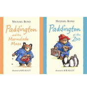 Classic Paddington Bear Book Assortment