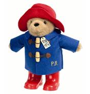 Classic Paddington Bear with Boots 22cm