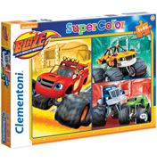 Clementoni Blaze and The Monster Machines…