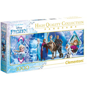 Frozen High Quality Panorama 1000 Piece Jigsaw Puzzle
