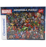 "Comic Character ""Impossible"" 1000 Piece Jigsaw Puzzle"
