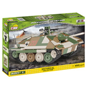 The Historical Collection WWII Jagdpanzer 38 Hetzer Building Set