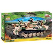 """PzKpfw VI B Tiger II """"Konigstiger"""" German Heavy Tank Building Set"""
