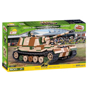 The Tank Museum SD.Kfz. 184 Panzerjager Tiger (Elefant) Building Set