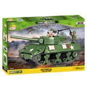 The Historical Collection WWII M36 Jackson Building Set