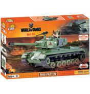 World of Tanks M46 Patton Building Set