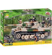 WWII PzKpfw VI Tiger AUSF.E Tank Building Set