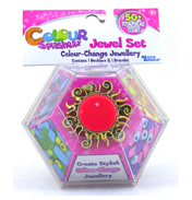 Colour Splasherz Jewel Set