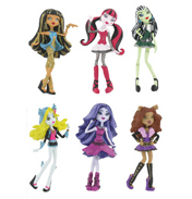 Comansi Monster High Figure DRACULAURA