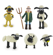 Comansi Shaun The Sheep Figure SHAUN (Standing on…