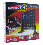 Connect 4 Re-invention Game