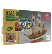 Constructo H.M.S Bounty Wooden Kit (Scale 1:110)