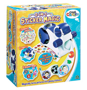 Cool Create 2 in 1 Sticker Magic