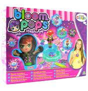 Cool Create Bloom Pops FLOWER BOUQUET