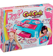 Jojo Siwa Cool Cardz Design Studio