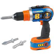 Bob The Builder Cordless Mechanical Drill