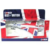 Corgi Best of British Concorde
