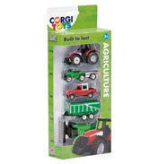 Corgi Die Cast Agricultural Vehicle 5 pack