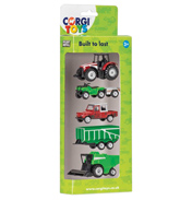 Die-Cast Agriculture 5 Pack