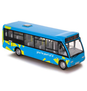 London 2012 Site Tour Bus